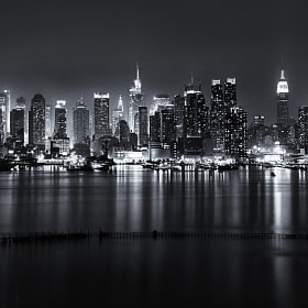 Midtown NYC by Anurag Yagnik (anuragyagnik)) on 500px.com