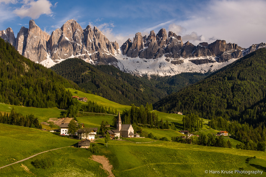 This photo was shot with the participants of the Dolomites West June 2014 photo workshop. The workshop had 9 participants from Denmark, Australia, Germany, France, Serbia and Sweden.