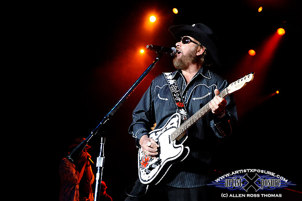 Photograph Hank Williams Jr. by Allen Ross Thomas on 500px