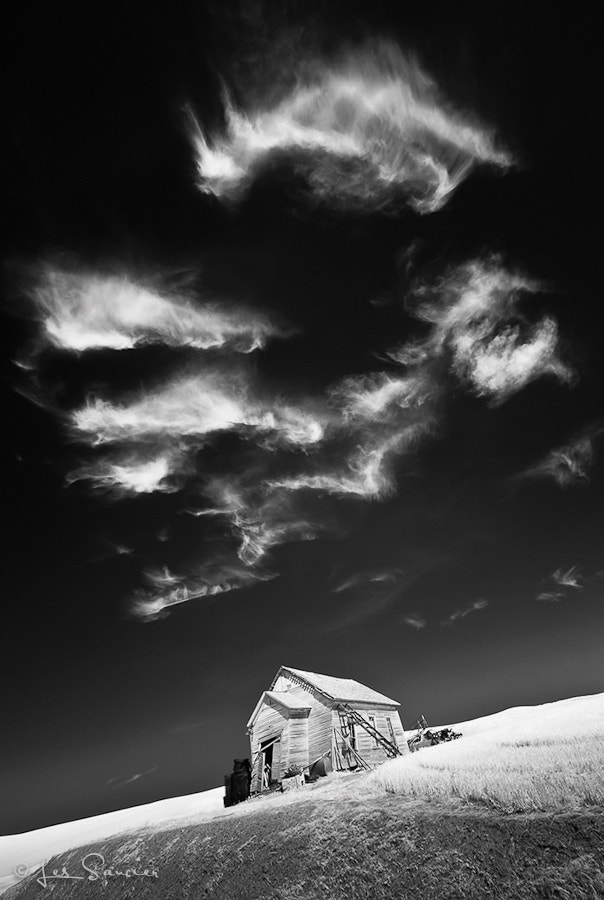 Photograph Infrared Paluse Hills by Les Saucier on 500px