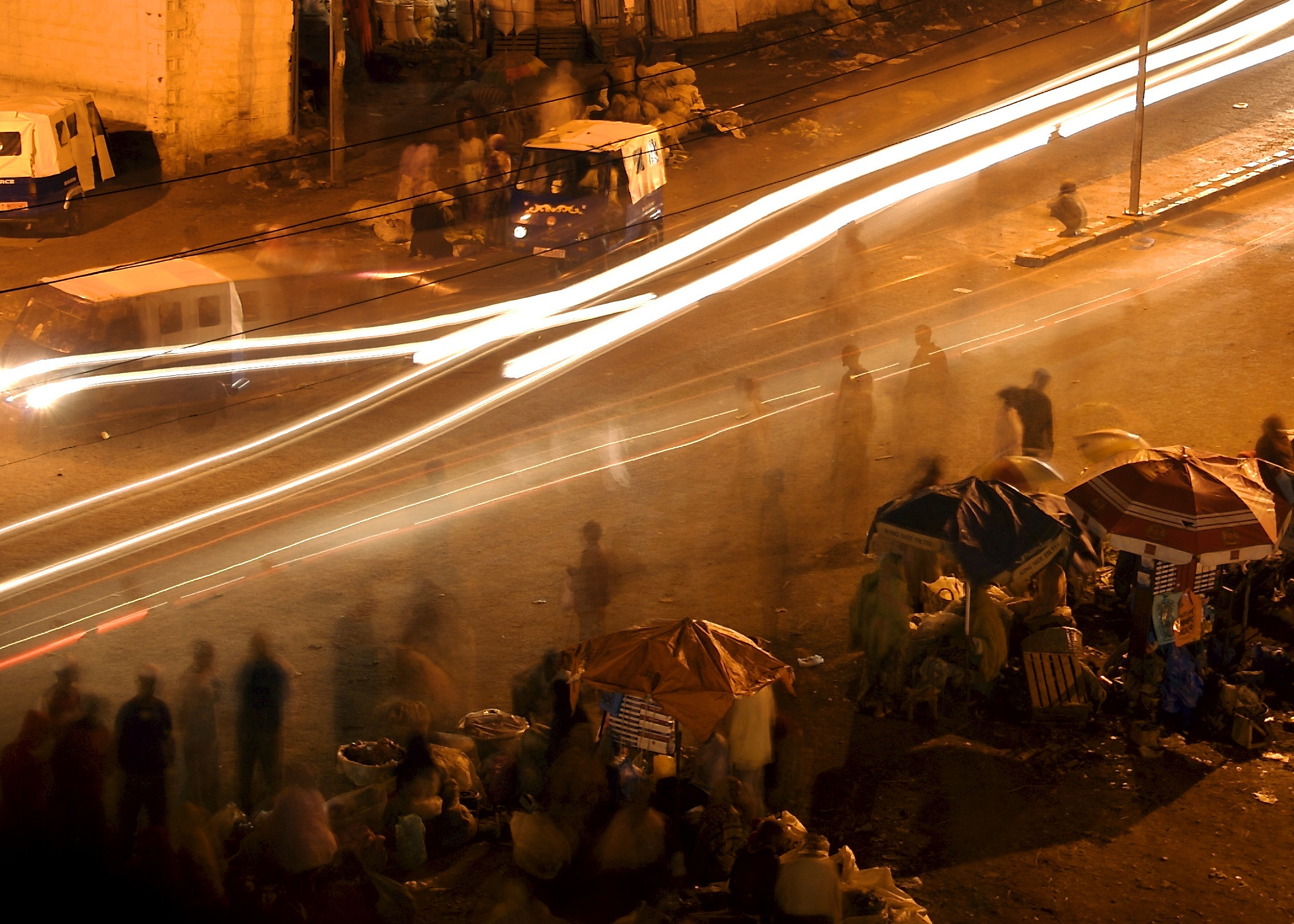 Photograph Ghosting in Harar by Trevor Cole on 500px