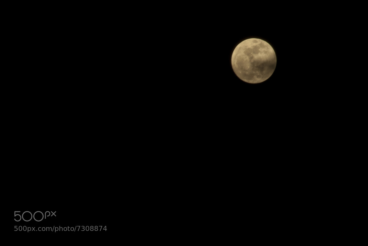 Photograph Super Moon by Sangesh Shrestha on 500px