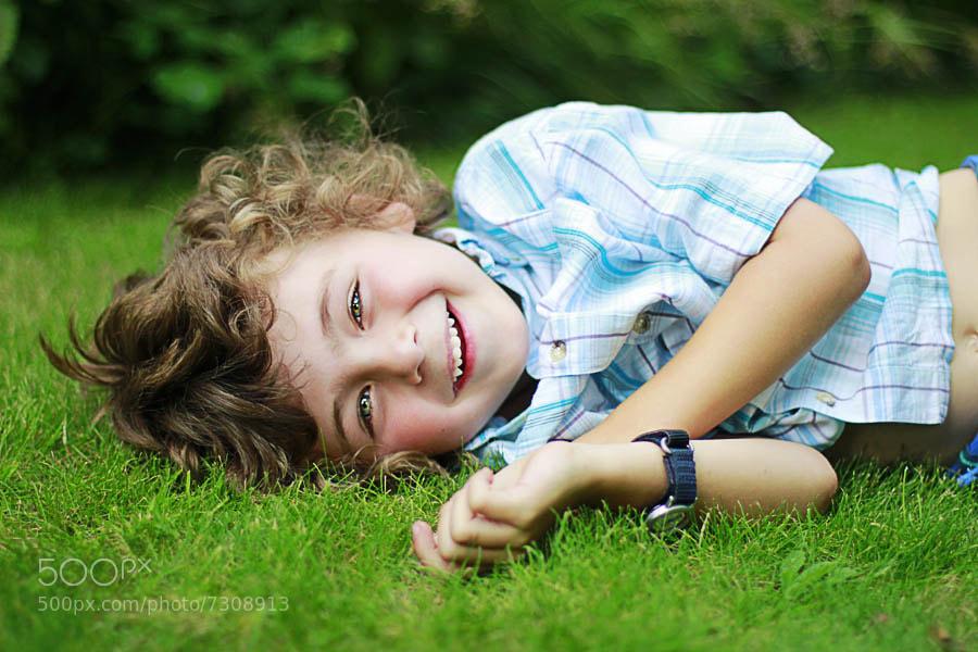 Photograph Child by Evelina Gumileva on 500px