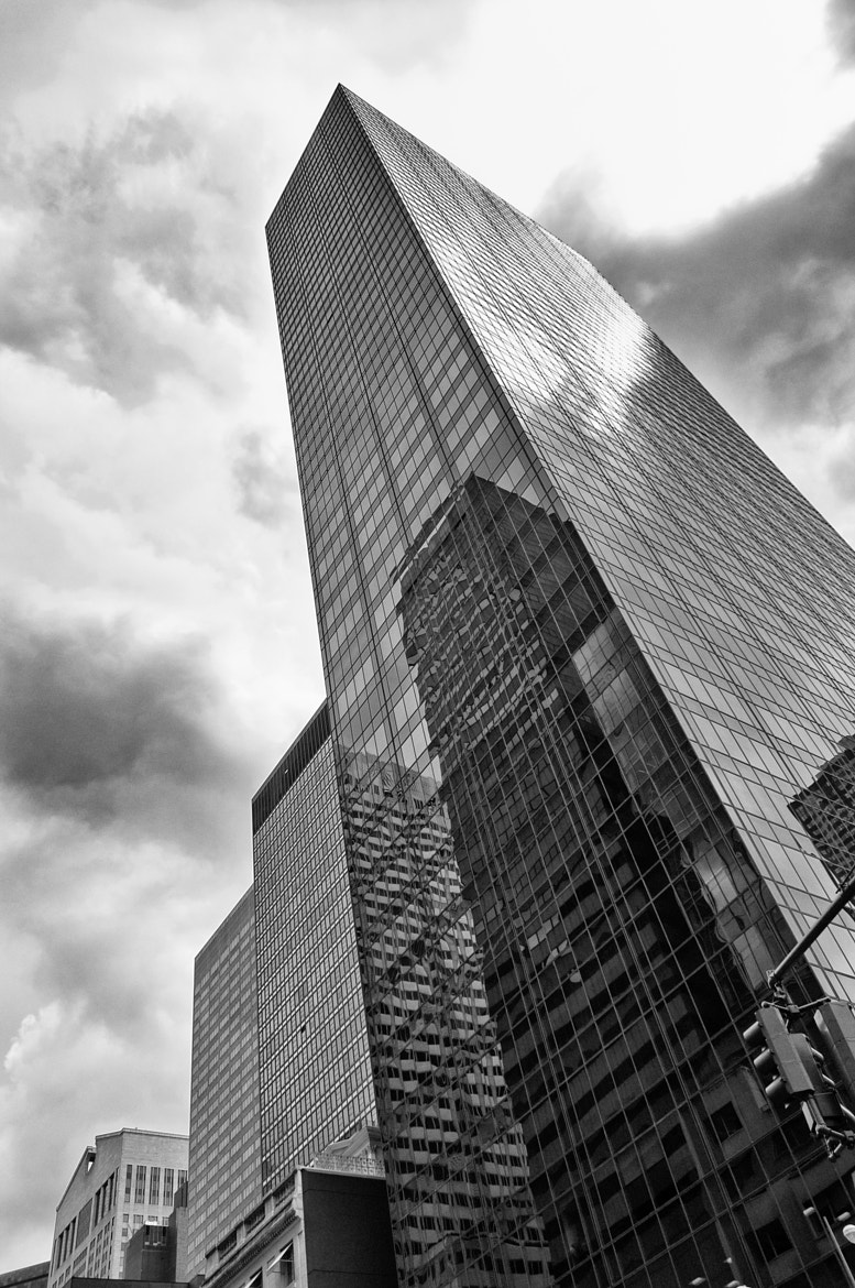 Photograph Skyscraping by Wim De Block on 500px