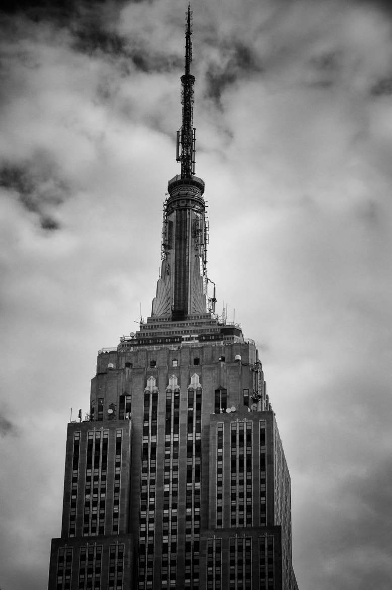 Photograph Empire State by Wim De Block on 500px