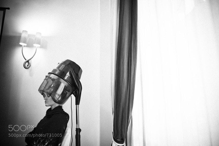 Photograph preparation by Nikita Starostin on 500px