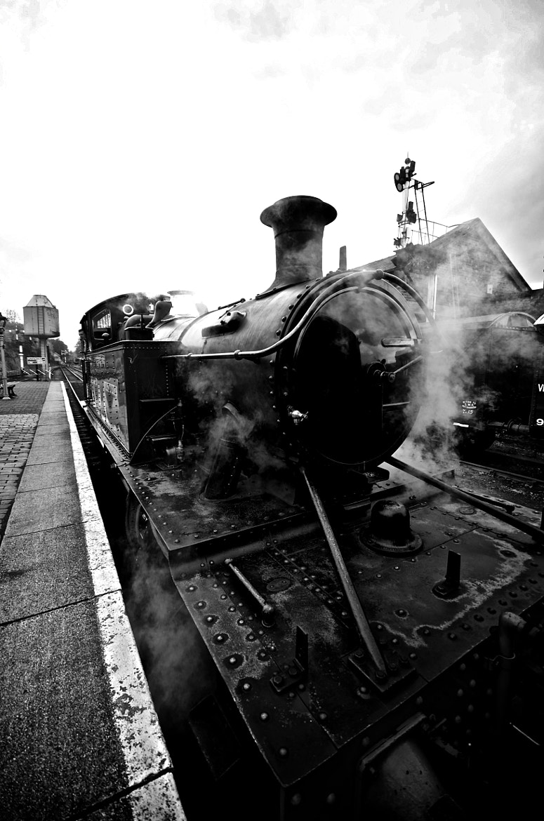Photograph Severn Valley Steam by Thom Bartley on 500px