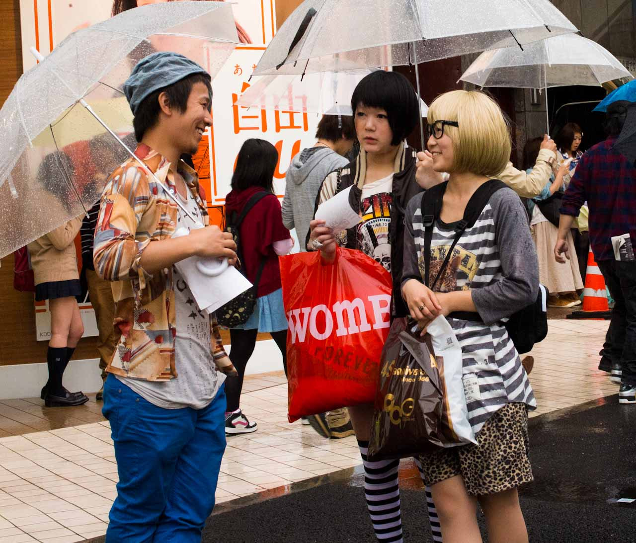Photograph Citizens of Harajuku. by Brandon Woo on 500px