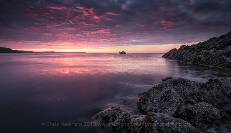 Photograph Red Sky in the morning by Chris Newham on 500px