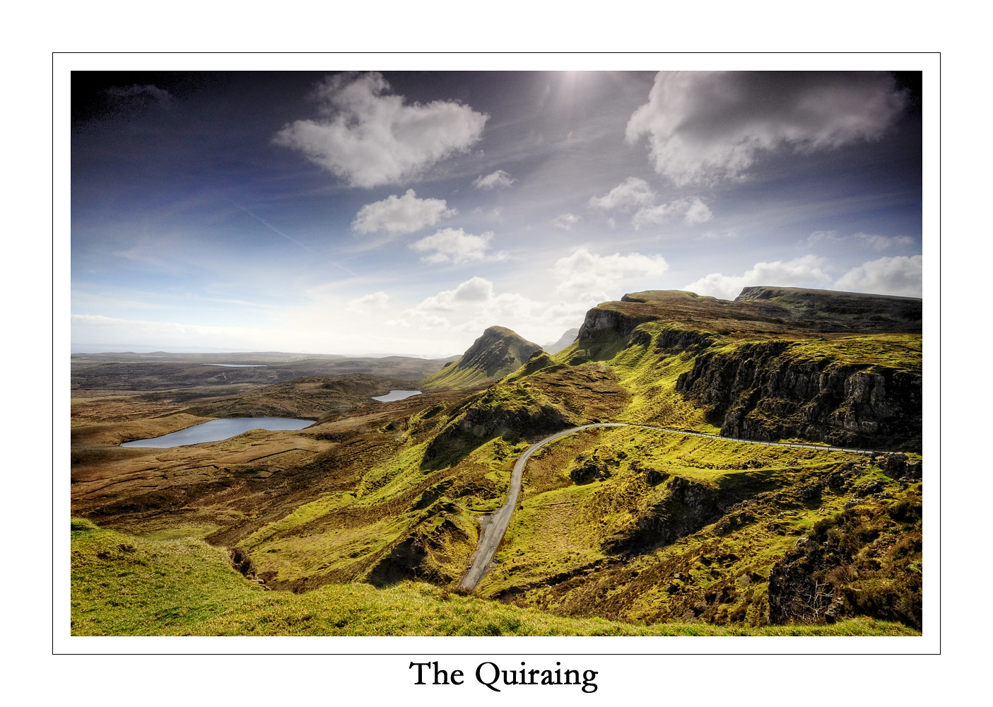 Photograph The Quiraing by Ian Newton on 500px