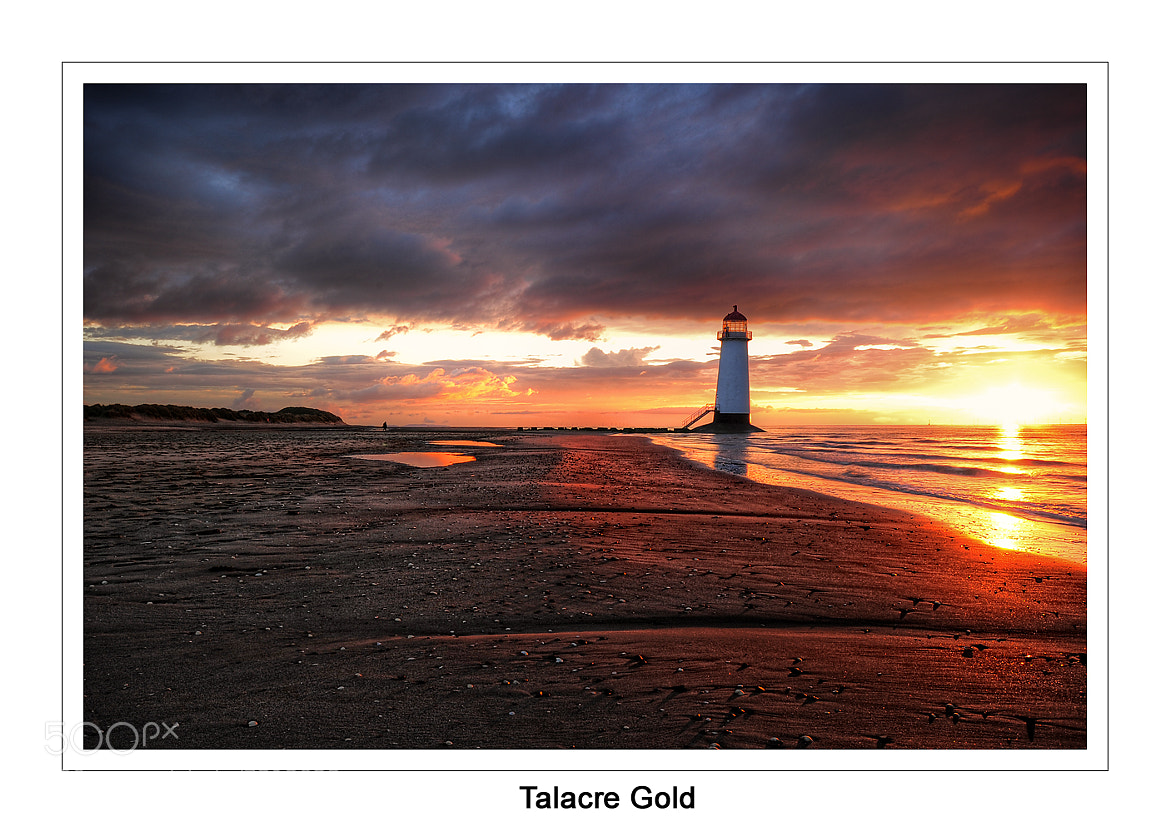 Photograph Talacre Gold by Ian Newton on 500px