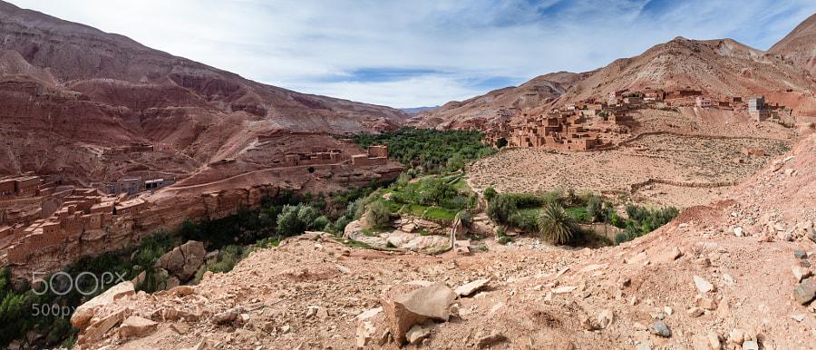Souss-Massa-Draa Valley