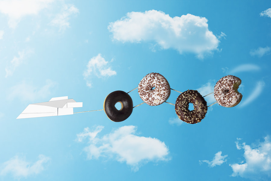 Photograph Donuts by Daniele  Bonanni on 500px