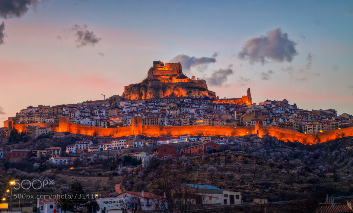 Photograph Morella by Carlos Álvarez on 500px