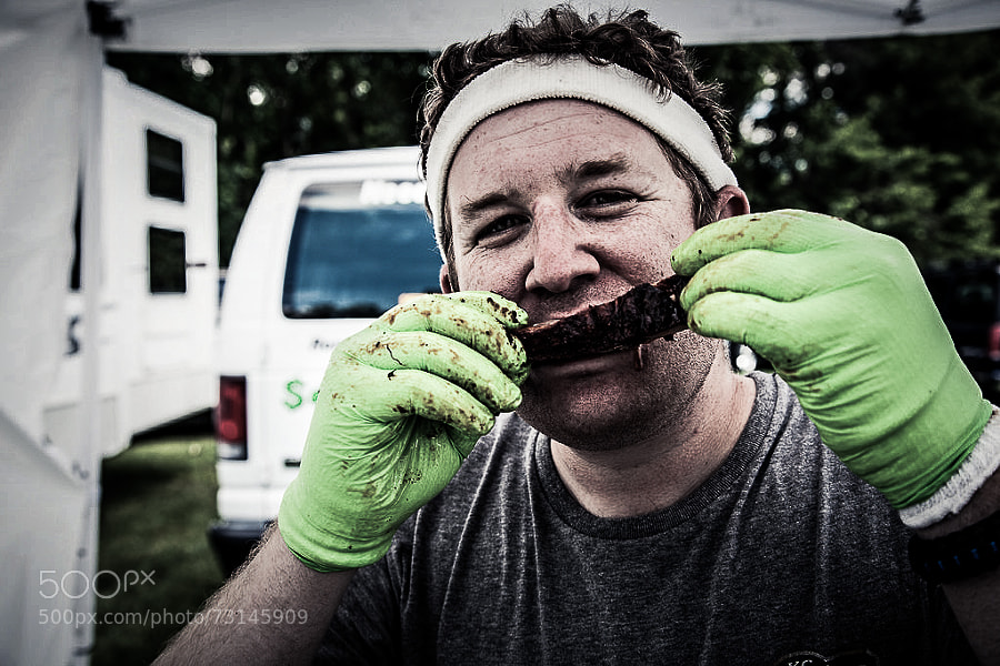 Photograph BBQ Master of the Pit in Pictures: Richard Wachtel by Richard  Wachtel on 500px