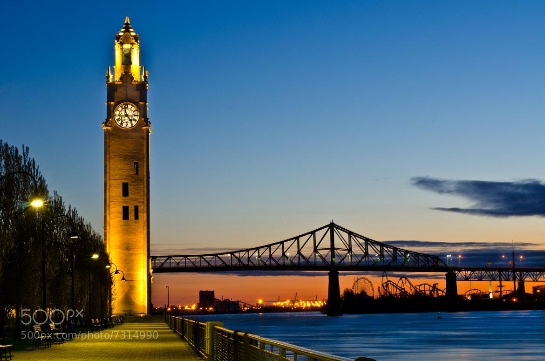 Photograph Clocktower by Michael Vesia on 500px