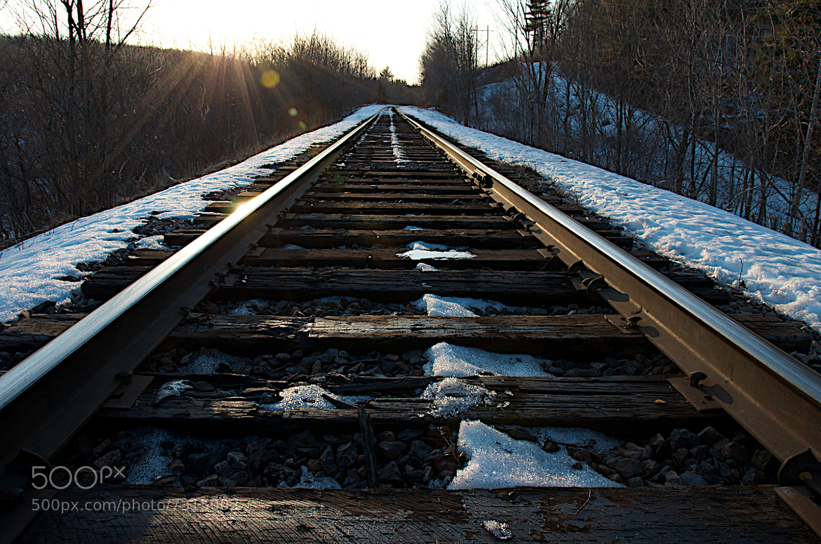 Photograph Railroad by Jean-Francois Dumas on 500px