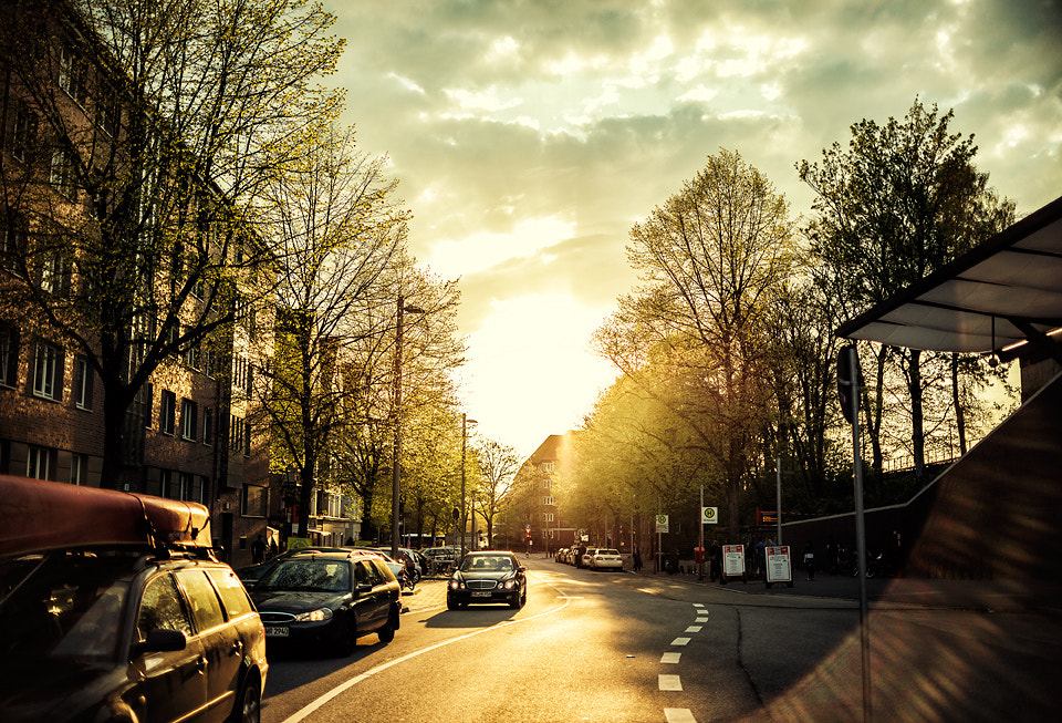 Photograph City Sunset by Julius Ise on 500px