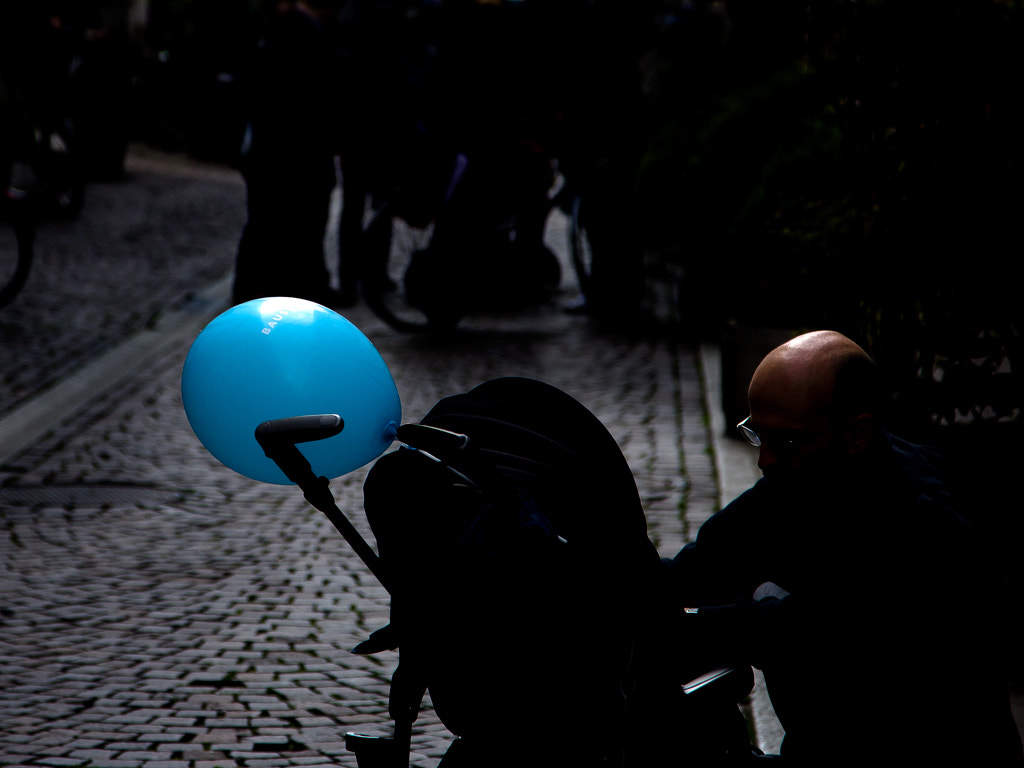 Photograph Reflective globes by luca giuliani on 500px