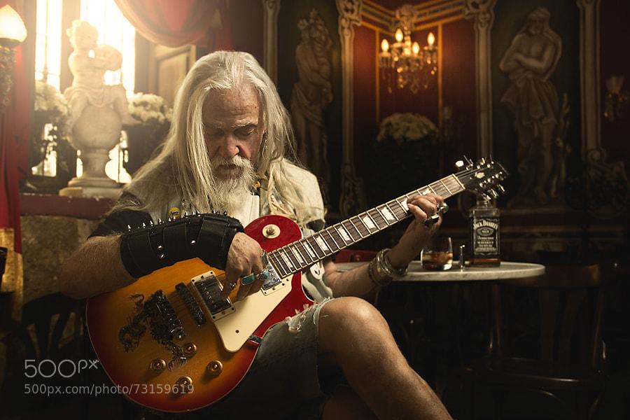 Photograph Long live Rock&Roll by Adrià Vidal on 500px