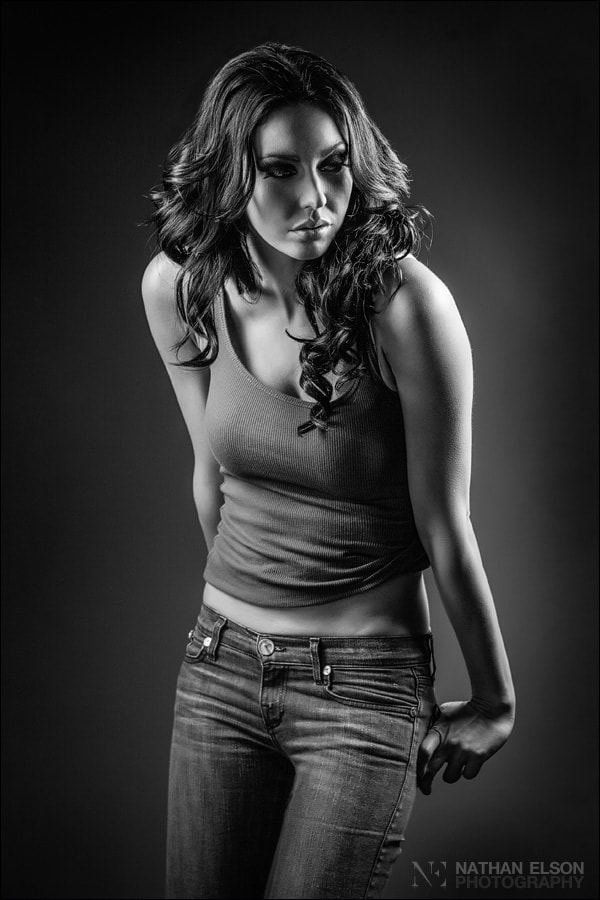 Photograph Ashlee by Nathan Elson on 500px