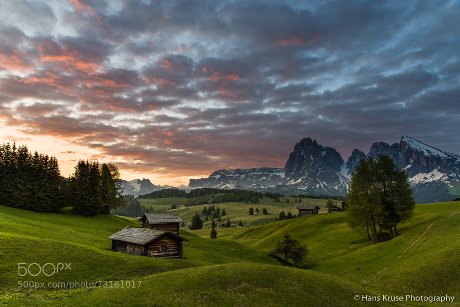This photo was shot during the now completed Dolomites West June 2014 photo workshop. The workshop had 9 participants from Denmark, Australia, Germany, France, Serbia and Sweden.