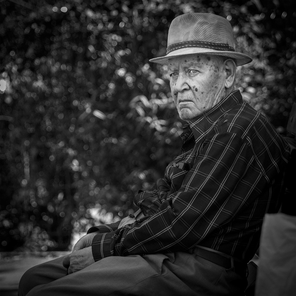 Photograph Old man by Breaban Eduard on 500px