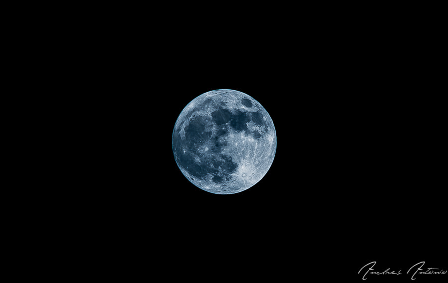 Photograph super moon 2 by Andres Antonio on 500px