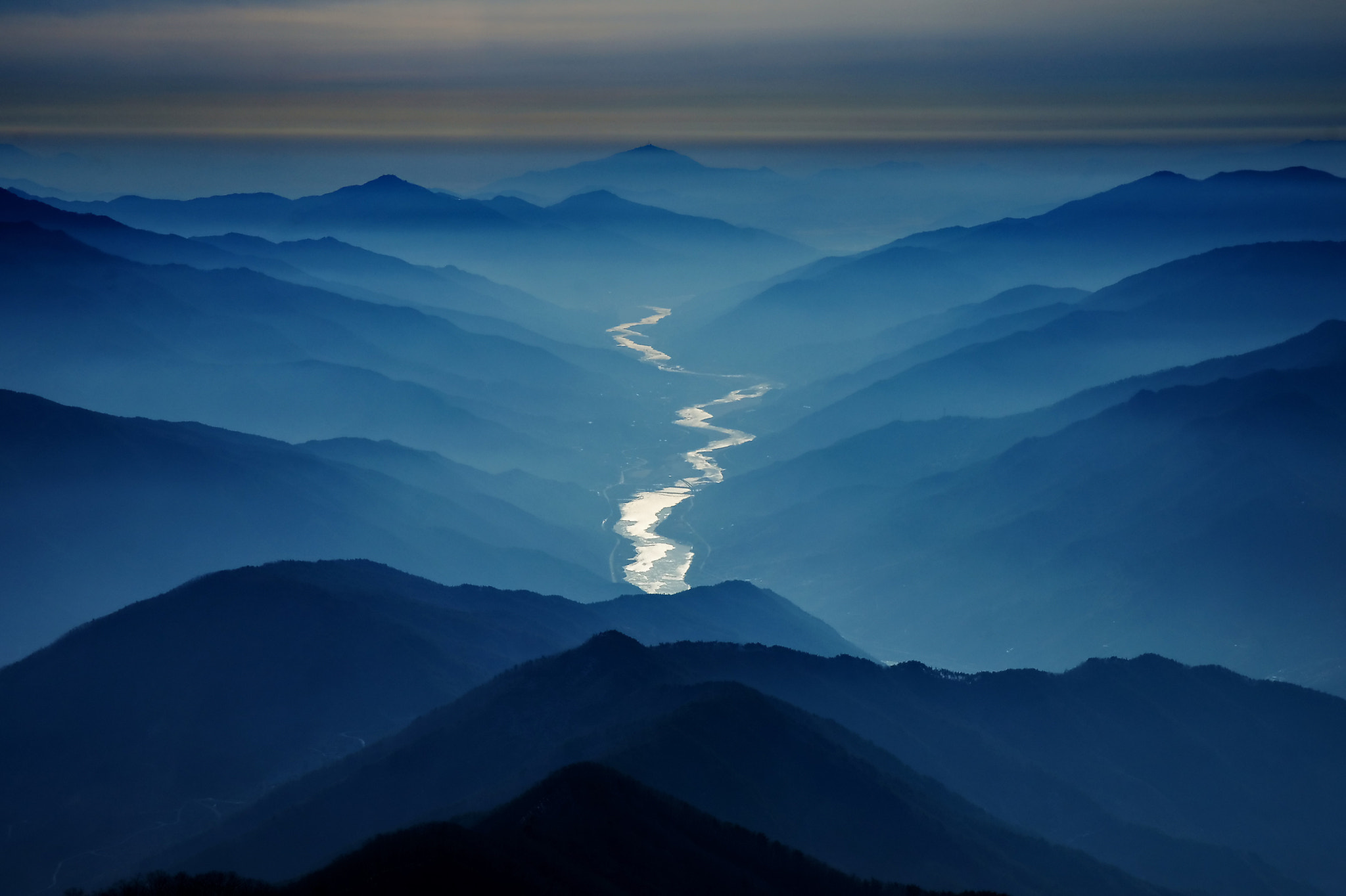 Photograph The King's River by MiSeon Eoh on 500px