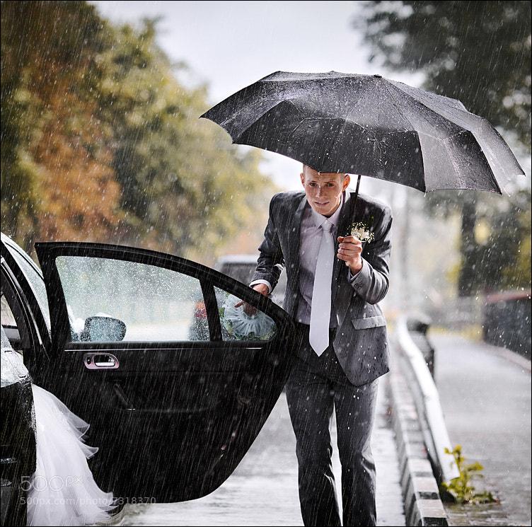 Photograph Rain by Evgeniy Gostuhin on 500px