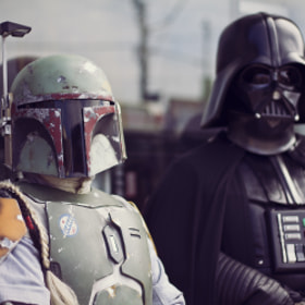 Boba Fett & Darth Vader by Dexter Calleja (dexterslab)) on 500px.com