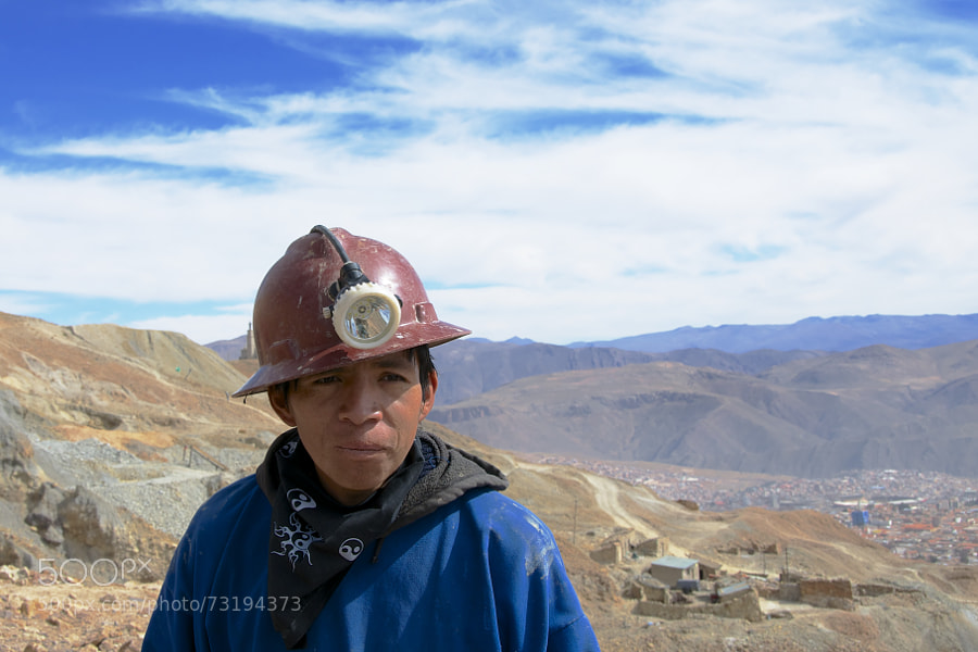 Photograph Miner by Paolo Lucciola on 500px