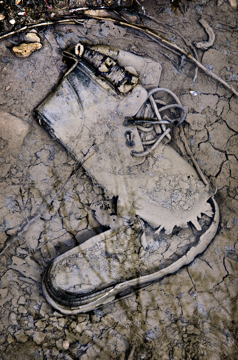 Photograph old boot by Dan Brown on 500px