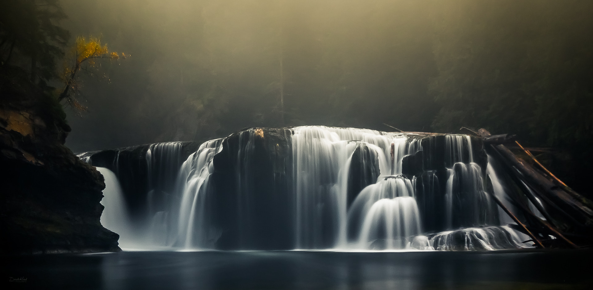 Photograph Falls of Fantasy by Derek Kind on 500px