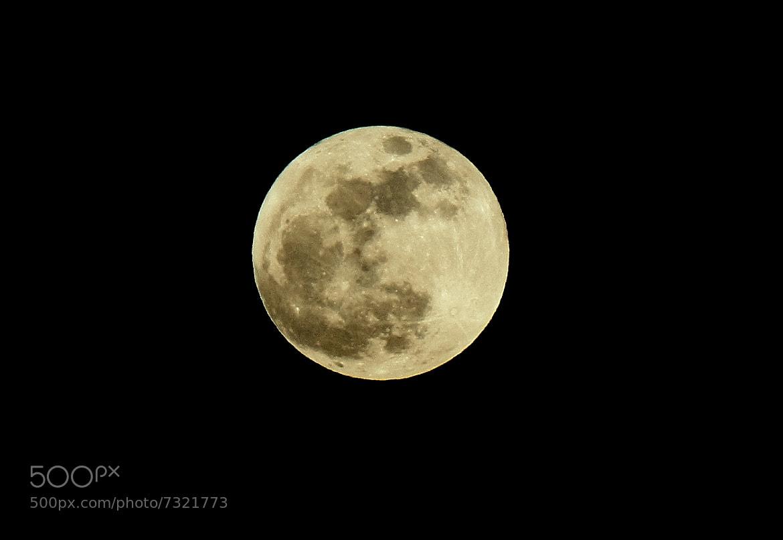 Photograph Super Moon by Ketaki B on 500px