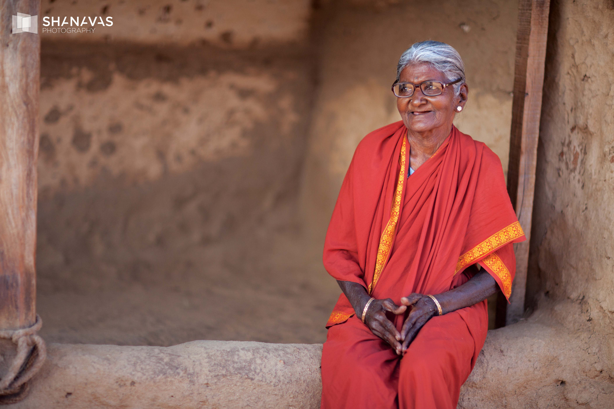 Photograph The lady in red by Shanavas PN on 500px