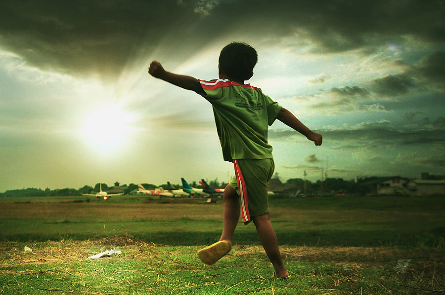 Photograph Let's Fly....!!!! by 3 Joko on 500px