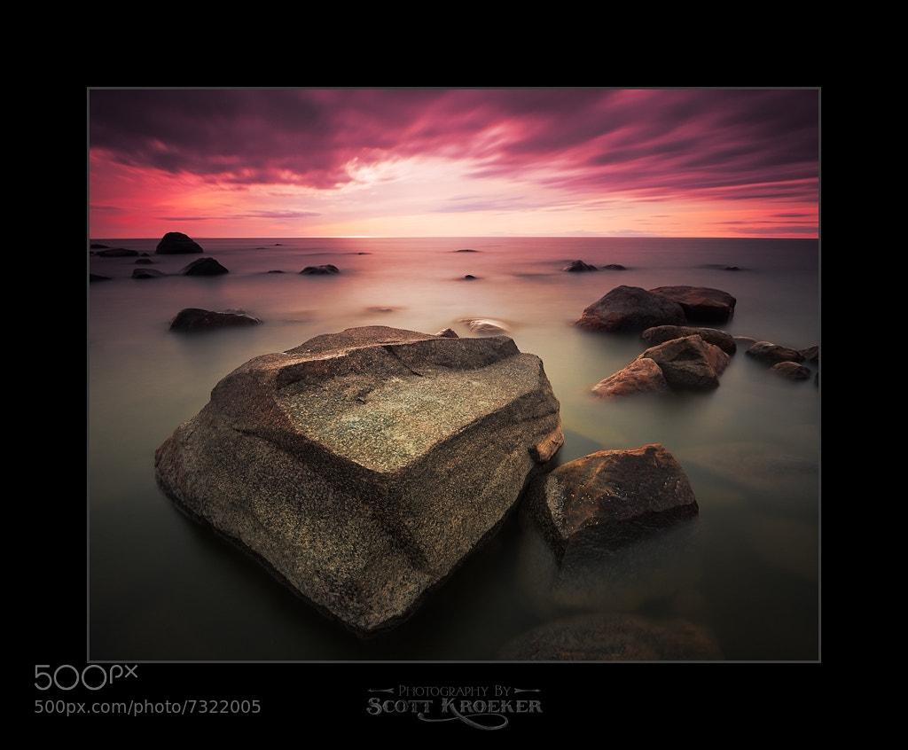 Photograph Rock Solid by Scott Kroeker on 500px