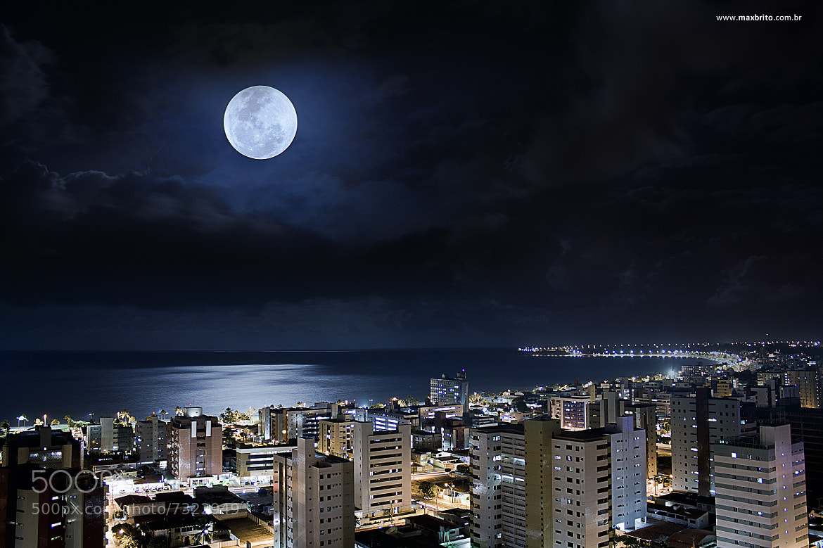 Photograph SuperMoon by Max Brito on 500px