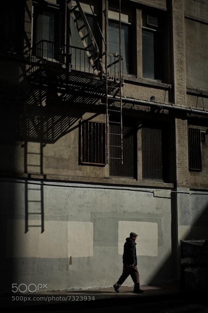 Photograph Alley Man by Rinzi Ruiz on 500px