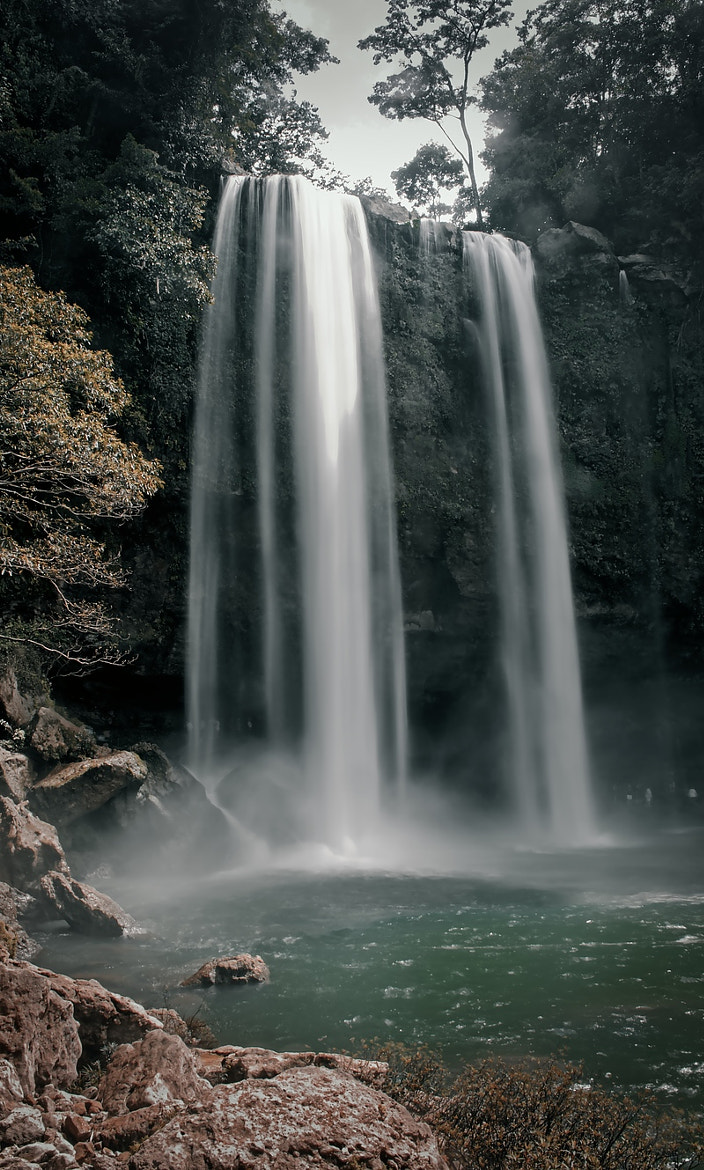 Photograph Cascada de Misol-Ha by Caliopedreams Fotografia on 500px