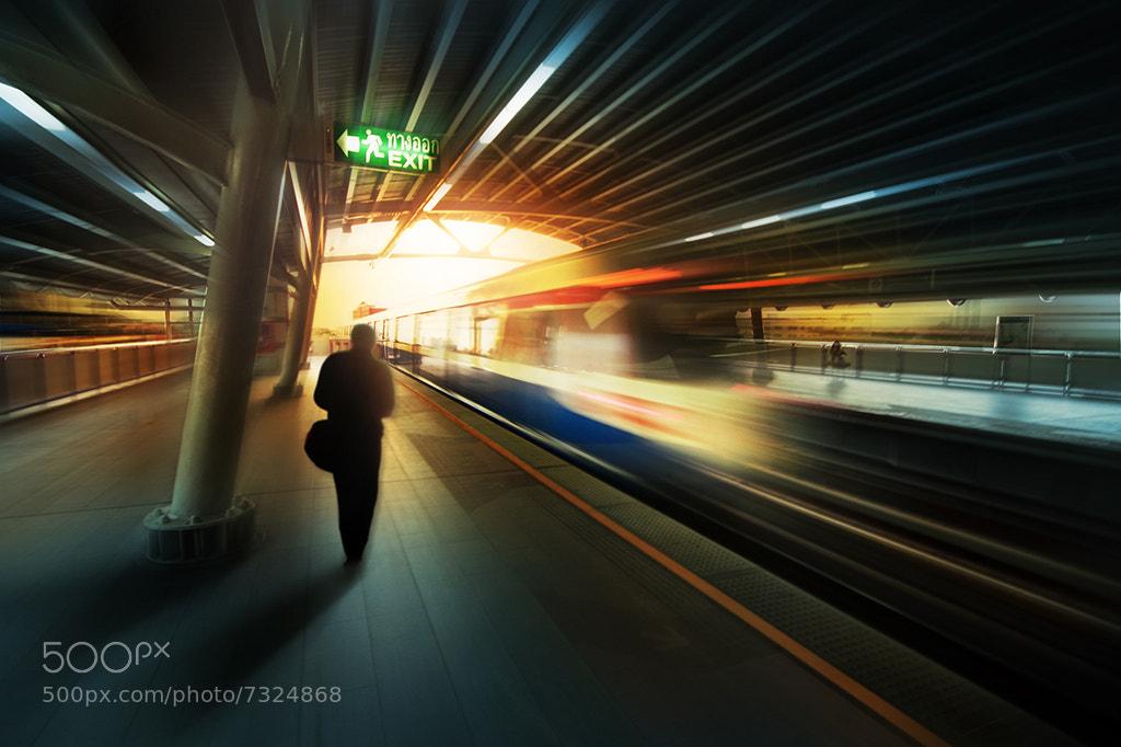 Photograph Come back home by Anuchit Sundarakiti on 500px