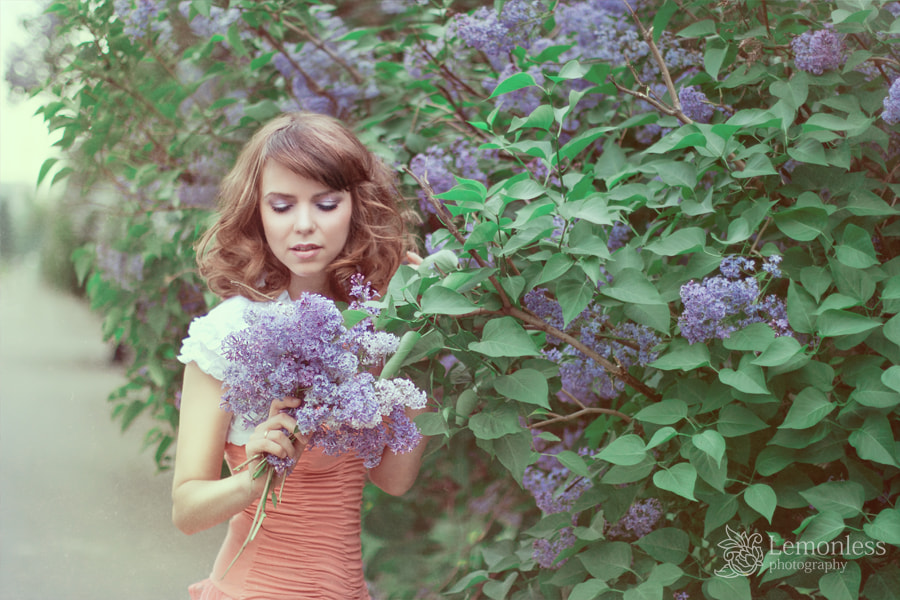 Photograph Lilac by Elena Moskaliova on 500px
