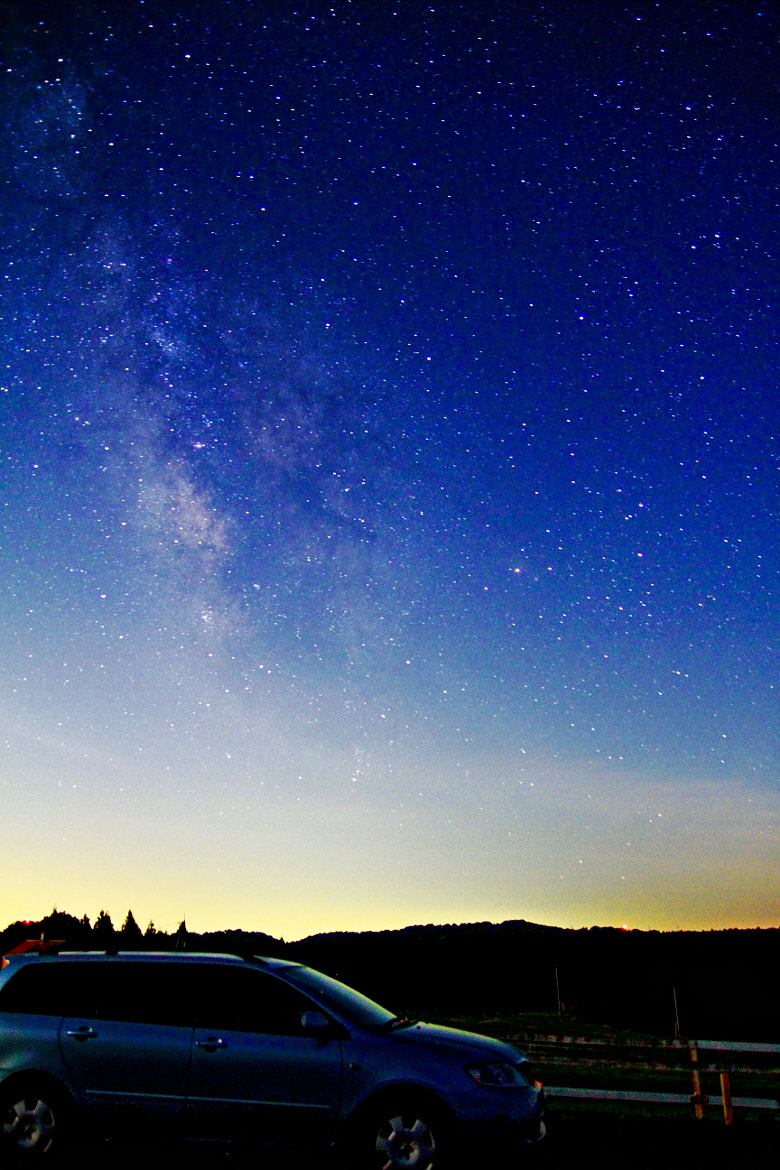 Photograph Night of the ranch by Hiroshi Oka on 500px
