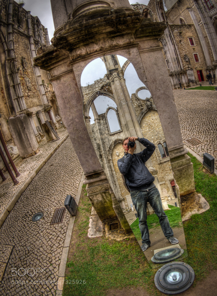 Photograph Igreja do Carmo by Roberto D'Antoni on 500px