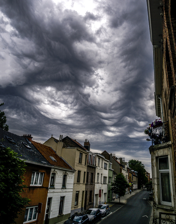 Undulatus Asperatus : Strange Clouds by Marc  Dixon on 500px.com