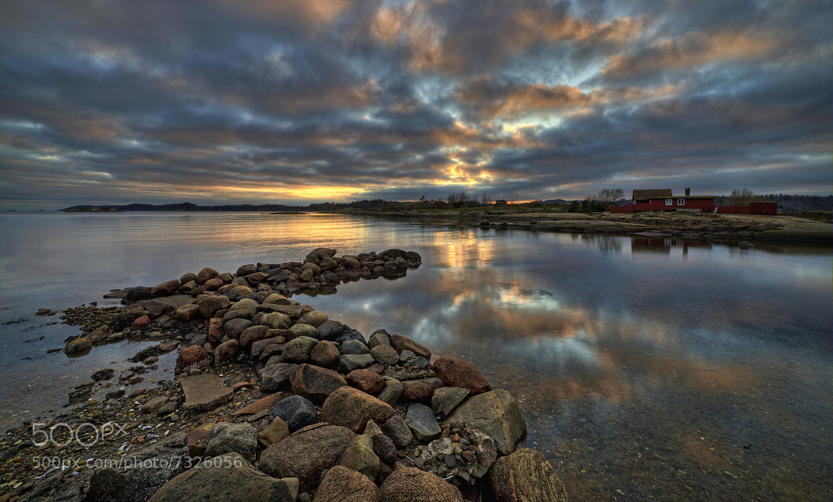Photograph stone pier by ivar hole on 500px
