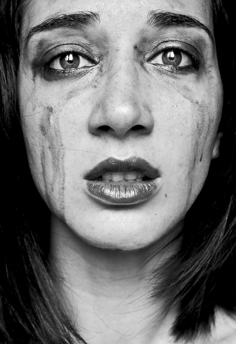 Photograph Cry by Cristiana Aresu on 500px