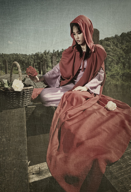Photograph Red Riding Hood.... by adib muhandis on 500px