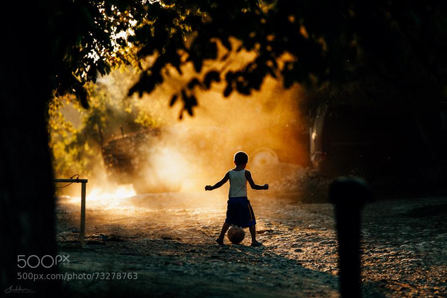 Photograph Soccer by Tomáš Hudolin on 500px